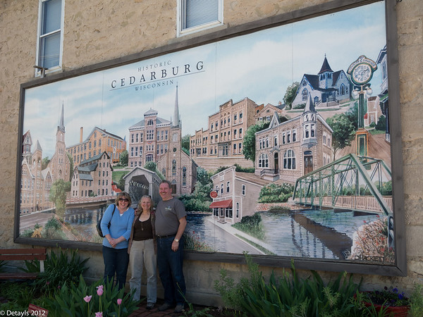 Cedarburg, Wisconsin Trip in May 2012