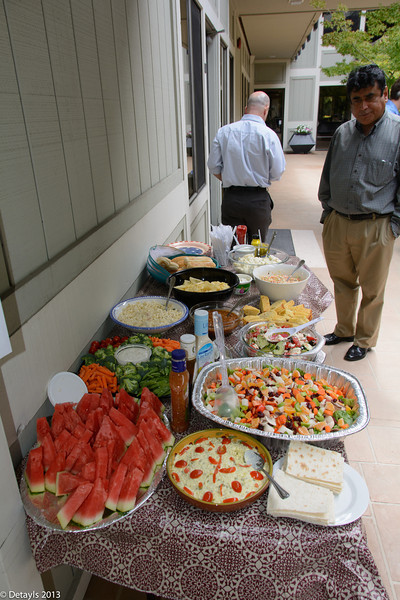 SL Potluck in August 2013
