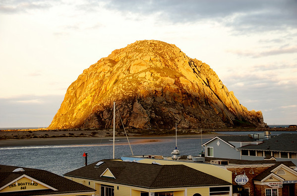 Morro Bay, California on January 26, 2008