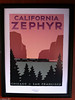 Train Trip on the California Zephyr from California to Chicago in April 2011 : David and JoLynn decided to use the dual occasions of her father, Bernie's, 87th birthday and David's 60th to go back see the family in Wisconsin.